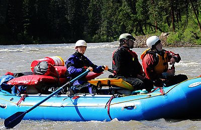 raft guide school and training