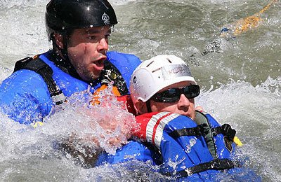 swiftwater river rescue course