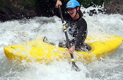 kayaking whitewater washington
