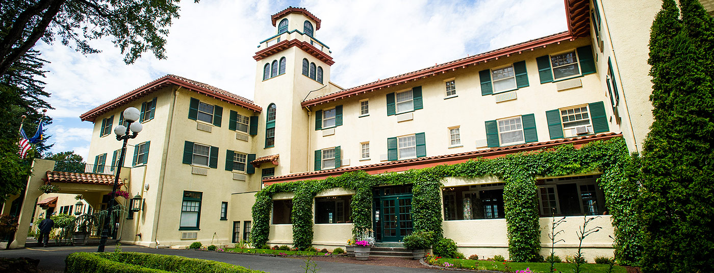 columbia gorge hotel wet planet rafting lodging package