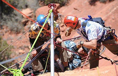 TRR Rescue 3 Technical rope rescue course
