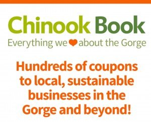 Chinook Book in the Gorge