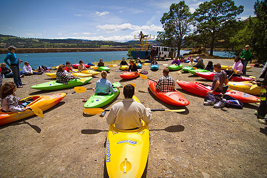 ACA instructors from Wet Planet and Sundance Kayak School will attend our upcoming course.