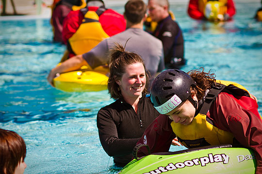 This five-day course is the gold standard for kayak instruction.