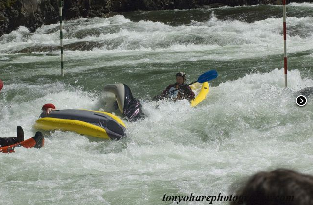 A great venue for spectators, the Upper Clackamas Whitewater Festival is a show you won't want to miss!