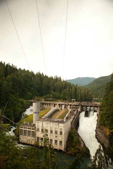 The deconstruction of the Glines Canyon Dam and the Elwha Dam will revive over 70 miles of salmon habitat.