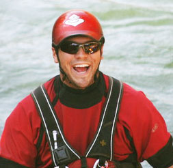 Lance Reif, Wet Planet Kayak Instruction Staff