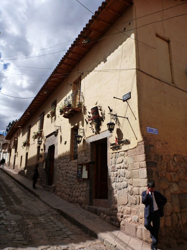 Exploring the ancient Incan capital, Cusco in Peru