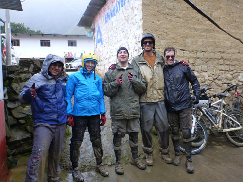 A Peruvian mountain biking adventure day