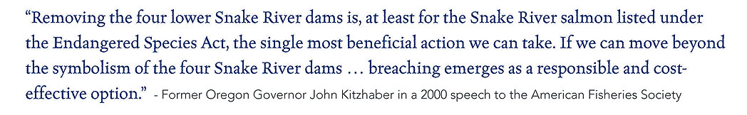 Quote from Oregon former Governor John Kitzhaber