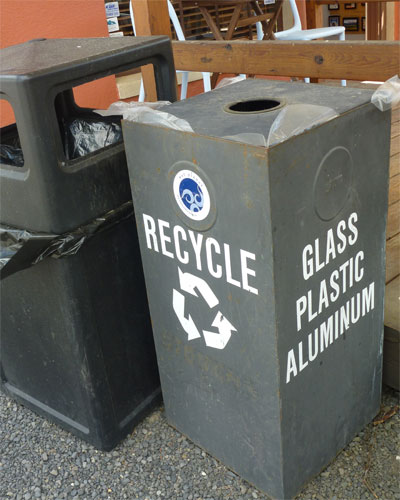 Wet Planet reduced waste sent to the landfill by oer 50% in 2011!