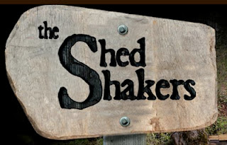 Live music from the Shed Shakers at the 2012 White Salmon Riverfest and Symposium