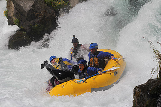 white salmon river rafting