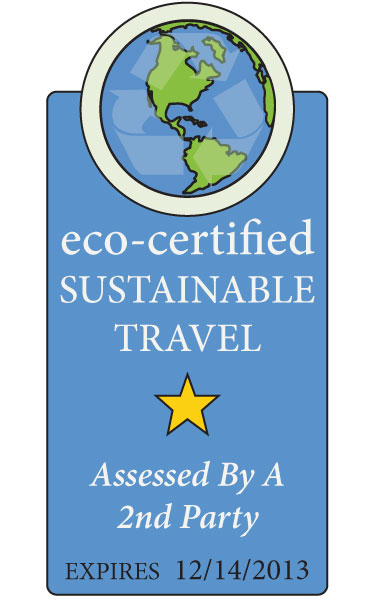 Sustainable Travel Eco-Certifications help travels know which companies actually implement sustainable practices