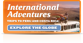 International Rafting and Kayaking Adventures