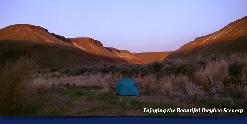 Owyhee River Canyon, a new addition to the Wild & Scenic River System
