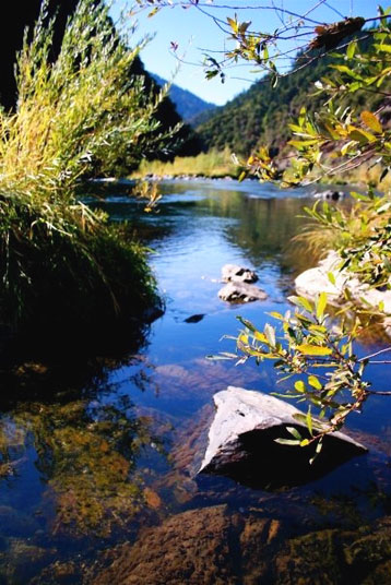 Rogue River Canyon, a long-time member of the Wild & Scenic River team