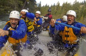 Tieton river rafting in Washington