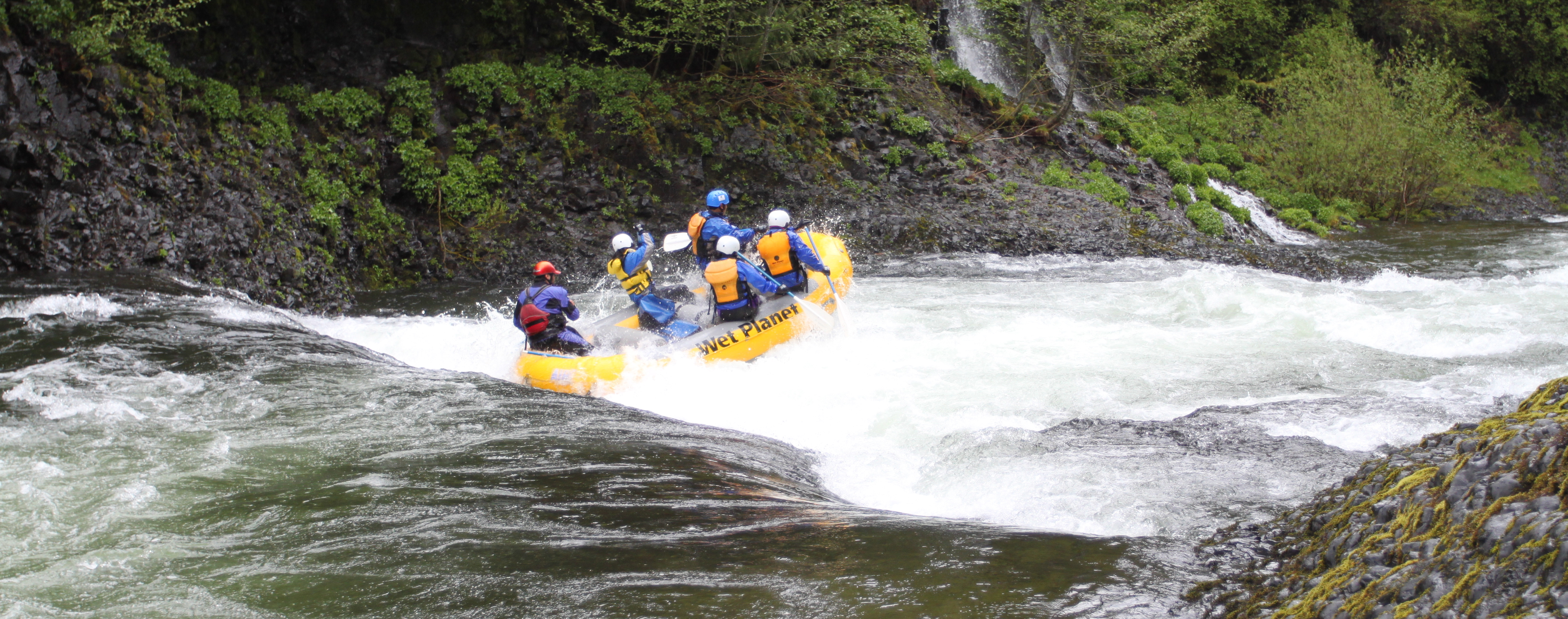 Hood River White Water Rafting Wetplanet Whitewater
