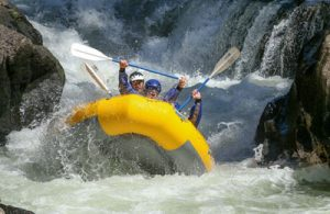white salmon river rafting trip