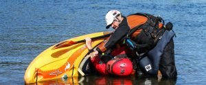 ACA kayak instructor training course oregon and washington