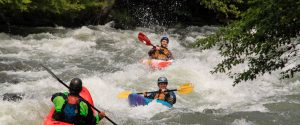 Whitewater River Kayaking instruction in washington and oregon