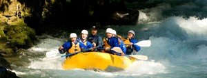 White Salmon river rafting washington and oregon whitewater river rafting