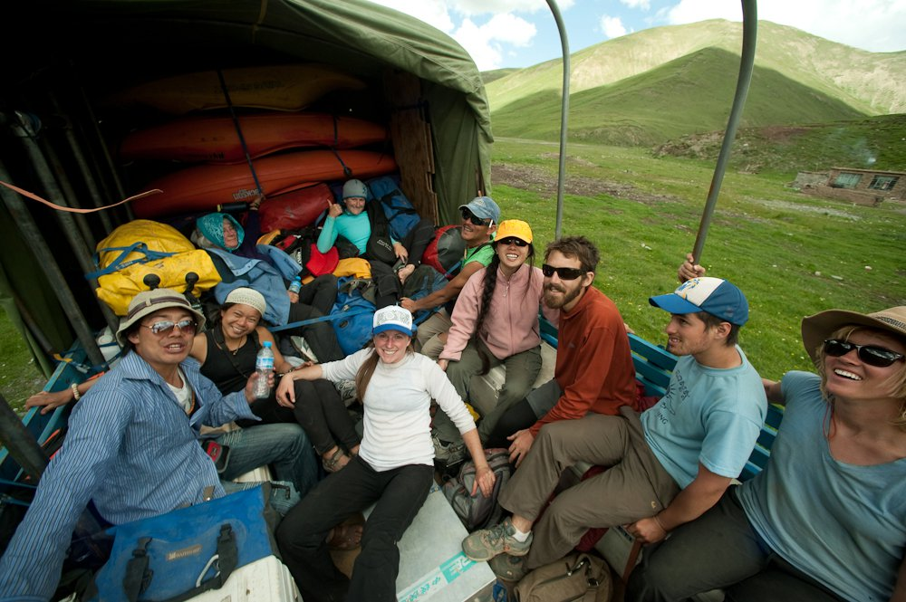 china whitewater community