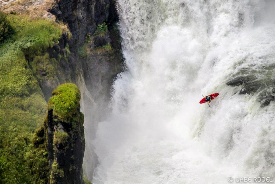 lower mesa falls whitewater kayaking
