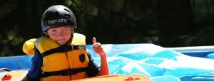 portland oregon kids kayak camp