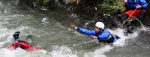 SRT swift water river rescue course
