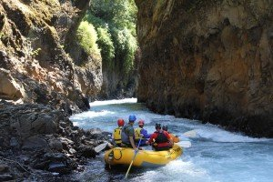 White Salmon Whitewater Rafting Lower Lower Full Day