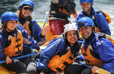 Columbia Gorge Wedding River Rafting Trips
