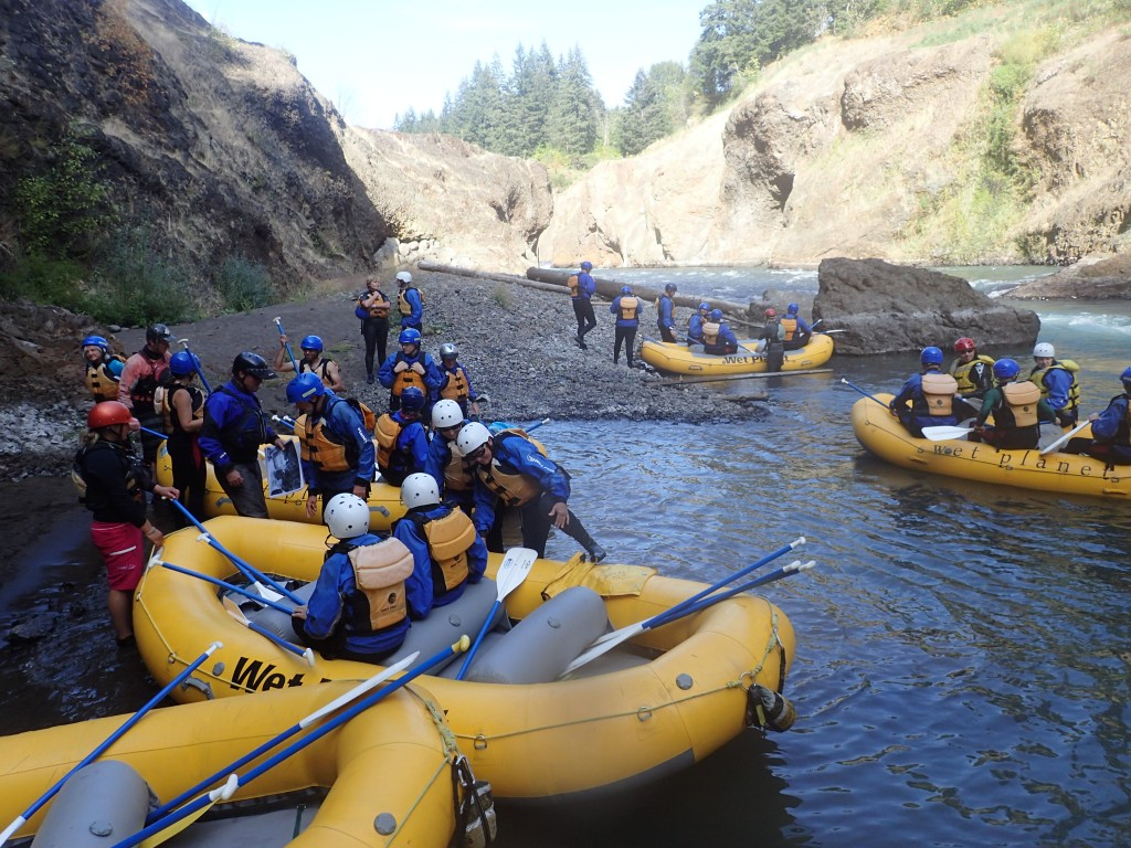 Sense of Place talks at the 9th Annual White Salmon River Fest and Symposium