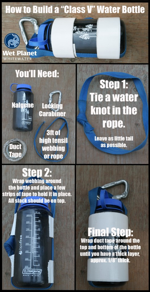 How to build a Class V Water Bottle