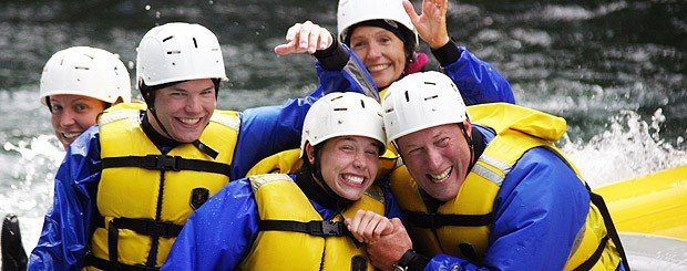 river rafting Oregon and Washington gift certificates