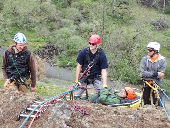 oregon technical rope rescue Rescue 3