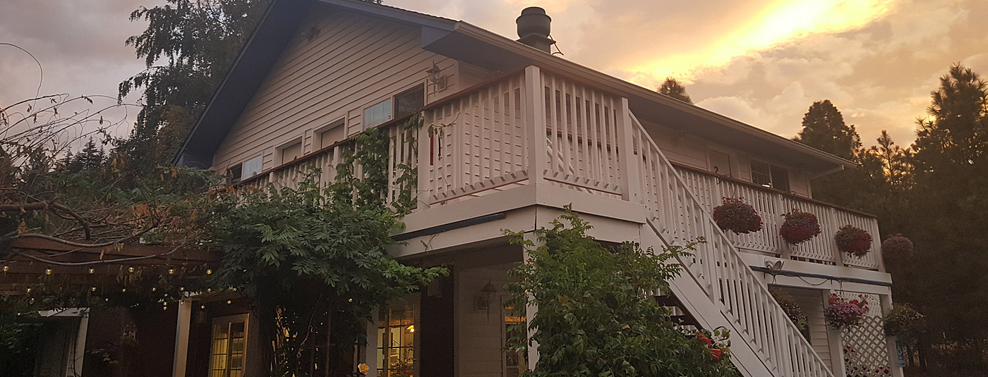 husum river side bed and breakfast rafting combo special