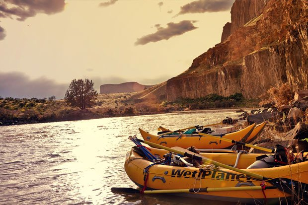 Owyhee River Weather Sunshine