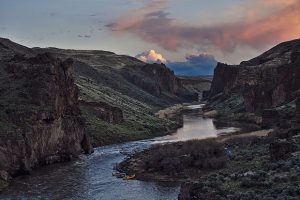 Owyhee River Camp Night 2