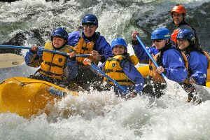 Family Fun Gorge Adventures with Whitewater