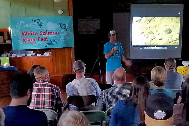 Brendan Wells White Salmon River Fest Symposium