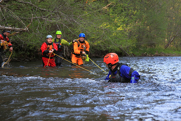 Wet Planet River Rescue Course
