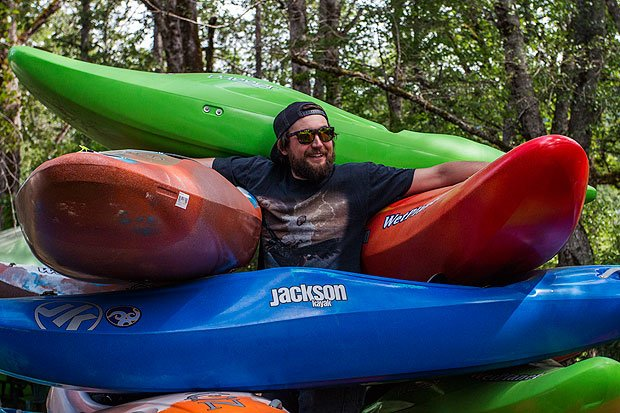 Fresh Boats for Spring Floats: New Additions to the Kayak
