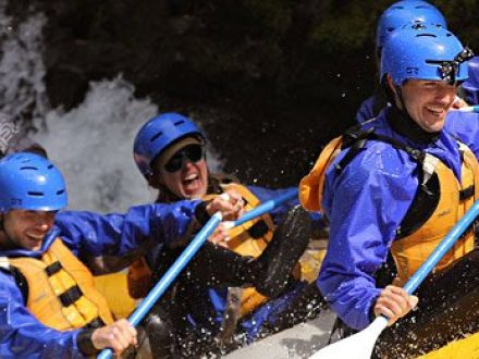 river rafting portland oregon