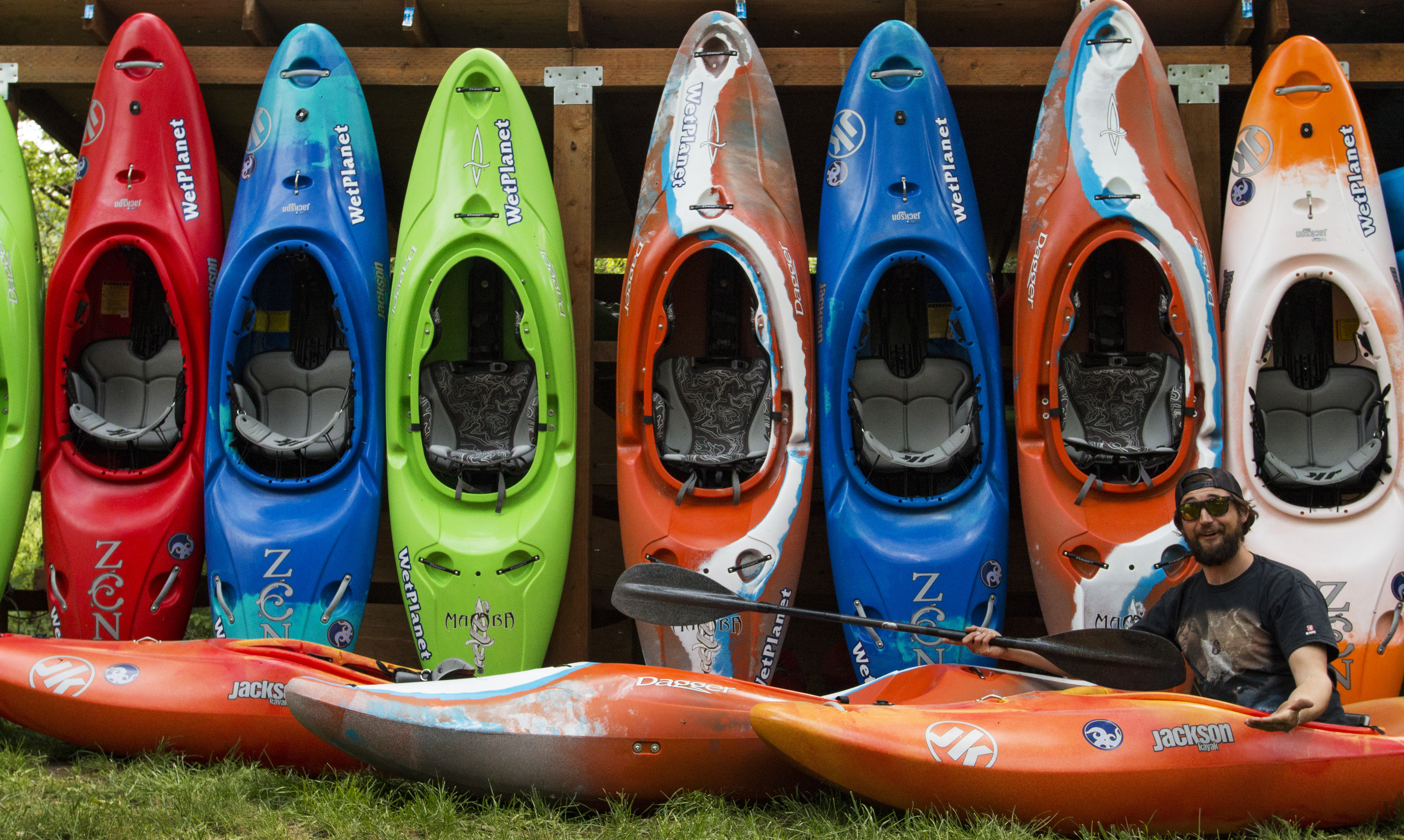 Whitewater Kayaks For Sale >> Wet Planet Kayak School S Annual Used Kayak Sale Is Here