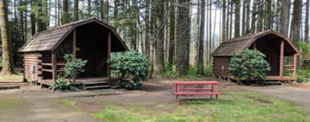 Cascade Locks Portland East KOA Campground