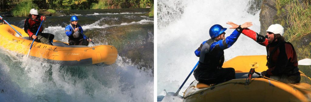 From Portland to Wet Planet Whitewater Rafting and Kayaking Leah Wagner Staff Spotlight