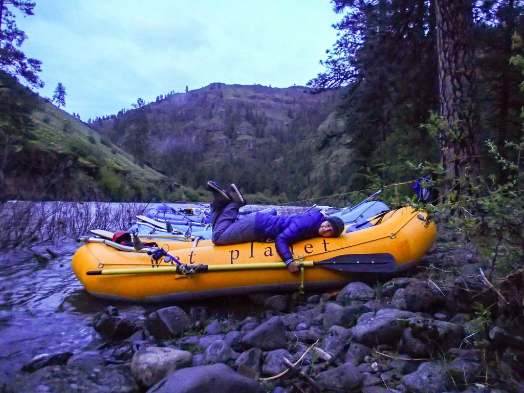 Escaping Portland Wet Planet Whitewater Rafting and Kayaking Leah Wagner Staff Spotlight