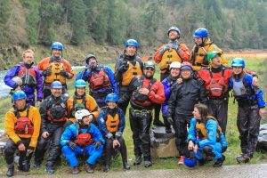 Wet Planet Whitewater Guide School Photo